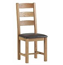 Vale Furnishers - Dorking Slatted Dining Chair